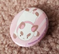 NEW! 2017 NYCC Bee & Puppycat Button Pin Cartoon Hangover Exclusive Collectible
