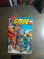 G.I Joe A Real American Hero Comic Book #18 Marvel Comics 1983 VFN//NEAR MINT