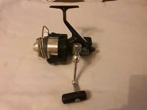 FIN NOR AHAB 8 LOADED WITH BRAID SPINNING REEL **MADE IN USA**