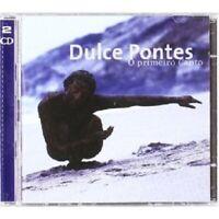 DULCE PONTES - O PRIMEIRO CANTO 2 CD NEU