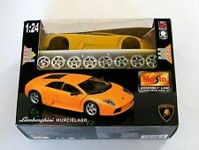 Maisto Lamborghini Murcielago 1:24 Scale Model Kit Die Cast Vehicles