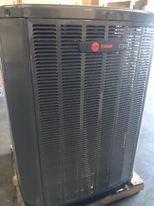 2.0 Ton 18 Seer Hi Efficiency TRANE Heat Pump Comfort link II