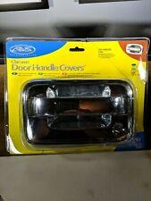 Genuine Lund AVS Ford Chrome Door Handle Covers w/o Keypad w/o Passenger Keyhole