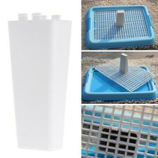 Pet Hygienic Tray Pillar Training WC Supplies Accessories Cat Dog Puppy Products