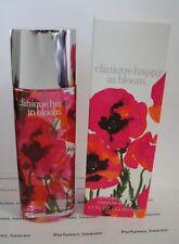 Clinique Happy in Bloom Parfüm Spray 1.7 OZ/50 ml Damen Parfum mit Box