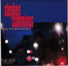 Steven Cummings - Keep The Ball Rolling **1992 Australian Cardsleeve CD Single**