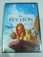 El Re Leon Walt Disney - DVD Spagnolo Inglese Portuguese Nuovo