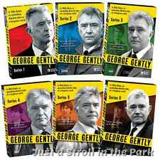 George Gently: Martin Shaw TV Series Complete Seasons 1 2 3 4 5 6 Box/DVD Set(s)