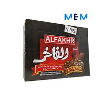 Biscuits au chocolat noir Fakher X24