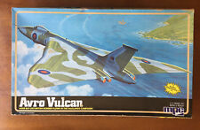 Avro Vulcan - MPC 1/72 scale unasembled aircraft kit#1-4552 parts in sealed bags