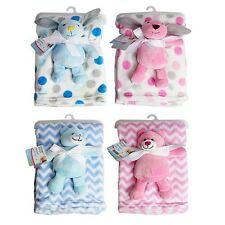 First Steps Fleece Nursery Blankets & Throws