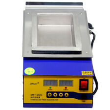LEAD-FREE SOLDERING POT 1000W CM161 compact 110V 397Lx205Wx120H 5.7kg USA