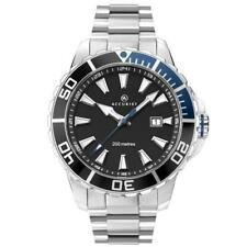 Accurist Signature Collection | Steel Divers Mens Watch | 7268