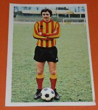 51 HOPQUIN RC LENS BOLLAERT RCL AGEDUCATIFS FOOTBALL 1973-1974 73-74 PANINI