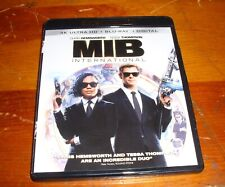 Men In Black International (4K Uhd+Blu-ray+Digital, 2019)