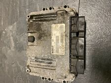 Peugeot / Citroen 1.4 HDi Engine ECU 0281010707 / 9647158080