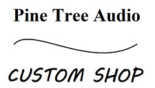 Pine Tree Audio Cable Test Report Measurement Certification (LCR Testing)