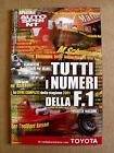 AUTOSPRINT Speciale Tutti i numeri della F1 2001 All. n°51-52 2001 [P58]