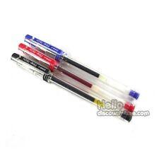 Dong-A Fine-Tech 0.3mm Ink Gel Ink Pen : Black Blue Red (Set of 3)