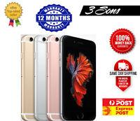 Apple iPhone 6 16GB 32GB 64GB 128GB Gold Grey Silver UNLOCKED AU Seller Warranty