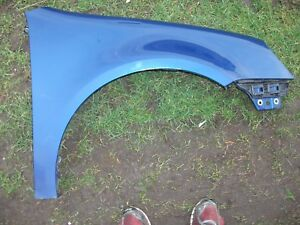 VW Golf MK5 Drivers Off Side Wing Laser Blue LC5J 2004 to 2009