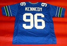 CORTEZ KENNEDY CUSTOM SEATTLE SEAHAWKS THROWBACK JERSEY c52920ccf