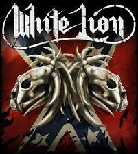 LEONE Bianco Heavy Rock Guitar lezione Scheda tablature 25 CANZONI 8 tracce di supporto CD