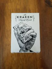 The Kraken - Black Spiced Rum - Playing Cards - Complete