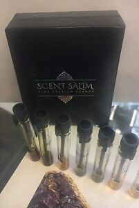 Oud By Scent Salim Luxury Oudh Sampler X6 Attar Oud Launched In UAE
