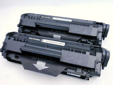 Toner Cartridge for Canon imageCLASS MF4150 MF4350d 4370 MF4690PL L104 FX10 2PK