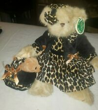 Bearington Bears Collection Paris & Princess Retired Collector #179815 New