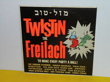 LP - LOU KLAYMAN AND HIS ORCHESTRA - TWISTIN THE FREILACH