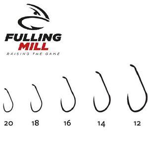 Fulling Mill Barbless Hooks - Ultimate Dry Barbless - Bronze (FM-5055) * 2020 *