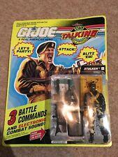 G.I Joe Stalker Talking Battle Commanders Hasbro 1991