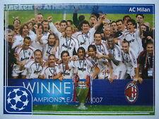 PANINI 556 AC MILAN UEFA CL 2011/12