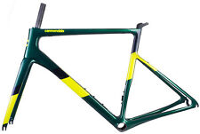 2020 Cannondale Super Six EVO Road Bike Bicycle Carbon Frame 56cm Green for Di2