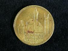 Medaille Exposition Coloniale Internationale Paris 1931 bronze AFRIQUE