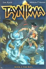 CHILDREN'S BOOKS: TAYNIKMA Book 2: The Rats - FAST WITH FREE P&P