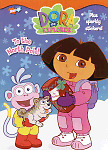 "NEW DORA EXPLORER ""TO THE NORTH POLE"" ACTIVITY BOOK!"