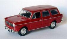 1 FIAT 1100R FAMILIARE 1966 RED 1:43 STARLINE