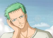 POSTER ONE PIECE ZORO SEXY COSPLAY RUFY SHANKS BROOK NAMI WANTED MANGA ANIME 21