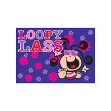 "LOOPY Lass Bubblegum FRIGO CALAMITA 3 ""x 2"""