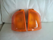 FORD ESCORT MK4 RS TURBO FRONT INDICATORS GENUINE FORD