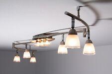 Lampadario da soffitto Design 6 faretti Plafoniera Moderno Metallo Nuovo 41513