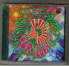 """The 13th Floor Elevators """"All time highs""""  CD SEALED !"""