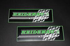 #81 Heidenau Reifen Moto Motorrad Aufkleber Sticker Decal Bapperl Kleber Race