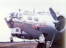 USAAF B17 Flying Fortress Looky Looky 91st BG Nose Art WW2 WWII 5 x 7