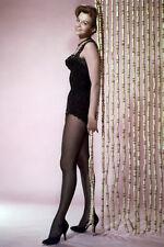 Angie Dickinson 11x17 Poster Stunning Full Length Stockings & Basque Rio Bravo