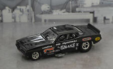 """Don Prudhomme's Cuda Funny Car """"Black Snake"""" Plymouth  New in Package!"""