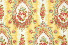Quilt Gate Cottage Shabby Chic Mary Rose Jessica Cameos 2130Y-15C Yellow BTY